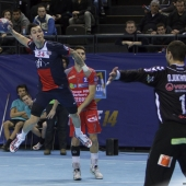 PSG HB - Samuel HONRUBIA