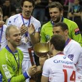 Vainqueur coupe de la ligue 2014 - Montpellier
