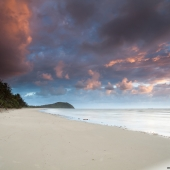 Plage de Cap Tribulation (Queensland - Australie)