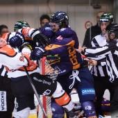 Bagarre Hockey - Ligue Magnus - Chamonix