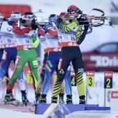Biathlon - Grand Bornand - Tir