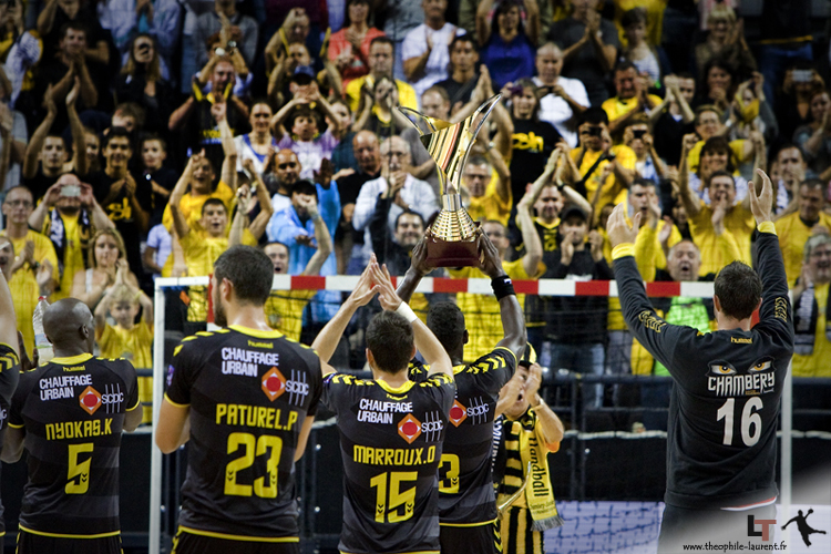 Chambéry Savoie Handball - Trophée des champions 2013