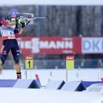 Biathlon - Arnd PEIFFER (Equipe d'Allemagne)