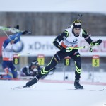 Biathlon - Martin FOURCADE (Equipe de France)