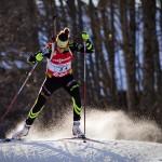 Biathlon - Marie-Laure BRUNET (Equipe de France)