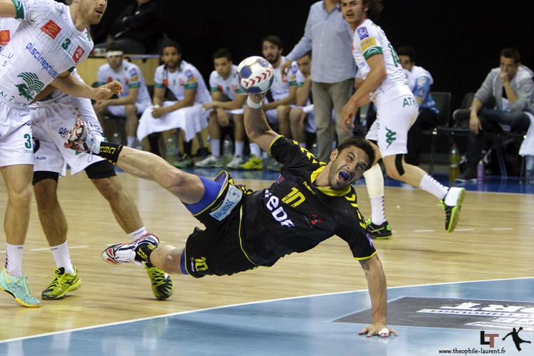 Bertrand Gille - Chambéry Savoie Handball