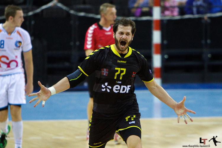 Damir Bicanic - Chambéry Savoie Handball