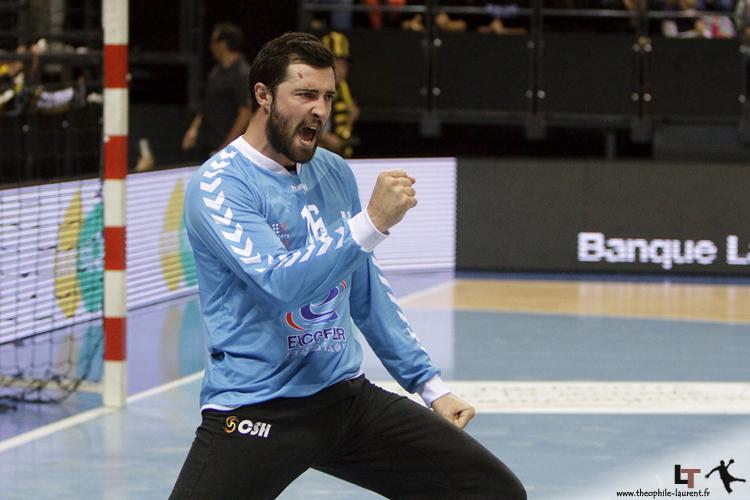 Cyril Dumoulin - Chambery Savoie Handball