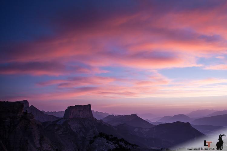 Mont Aiguille - Vercors