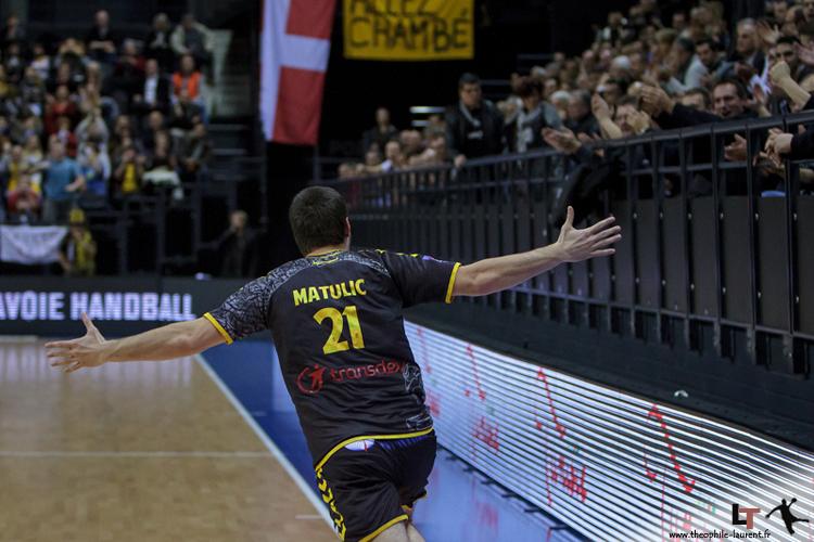 Jerko Matulic - Chambéry Savoie Handball