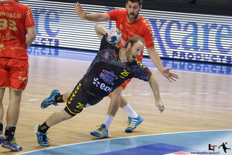 Grégoire Detrez - Chambéry Savoie Handball