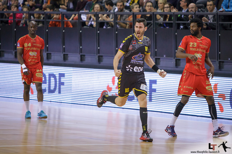 Cédric Paty - Chambéry Savoie Handball