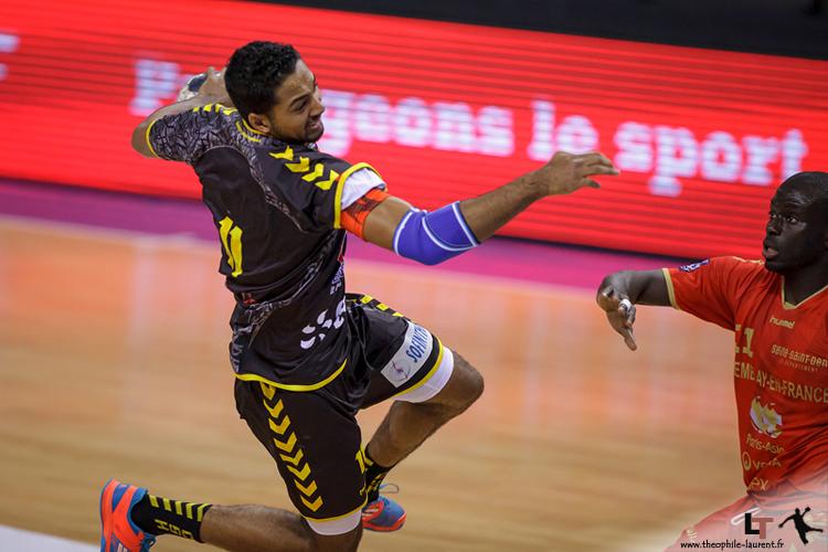 Melvyn Richardson - Chambéry Savoie Handball