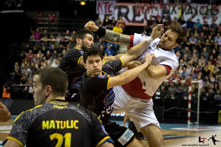 William Accambray (PSG Handball)