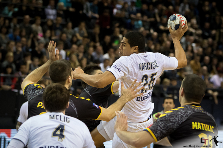 Daniel Narcisse (PSG Handball)