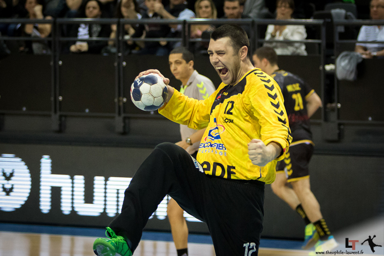 Yann Genty (Chambéry Savoie Handball)