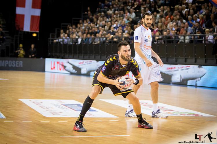 Cédric Paty (Chambéry Savoie HB)