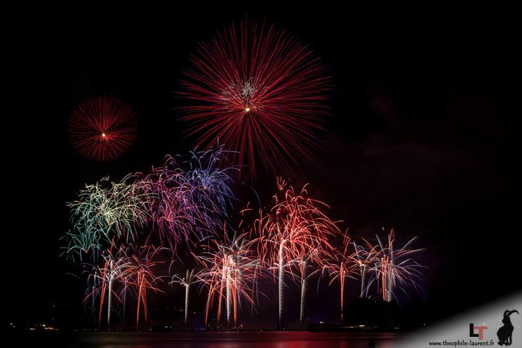 Fête du lac d'Annecy 2015
