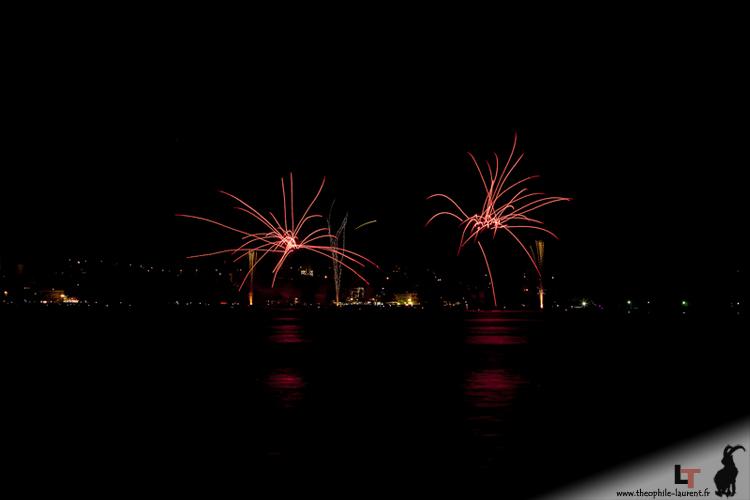 Fête du lac d'Annecy 2016