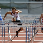 110m haies Renaud Lavillenie