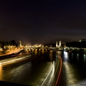 Tour Eiffel et Seine